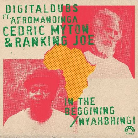 Cedric Myton - In The Beginning / Ranking Joe - Nyahbhingi (Muzamba) 12""